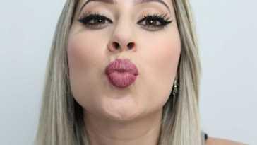 IMG 3765 - Como aumentar os lábios - Dica em Vídeo