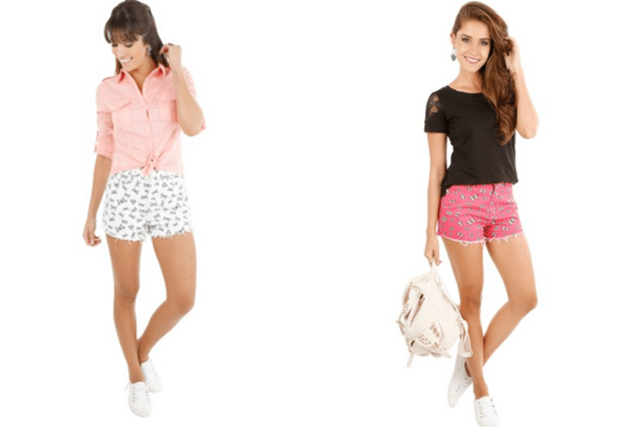 hot pant1 - Micro Hot pants pra arrasar!