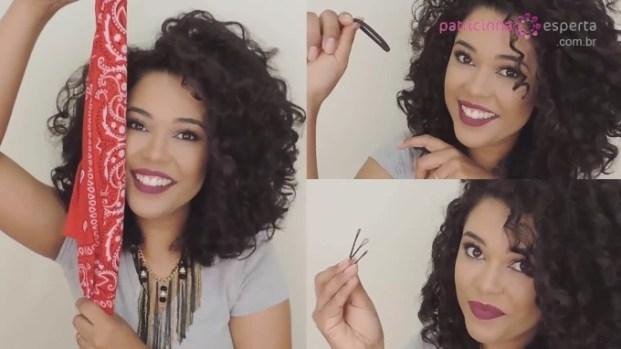 IMG 0005 680x383 - Penteado para cabelo cacheado, super fácil em vídeo!