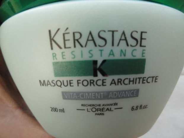 Máscara Kérastase Resistance