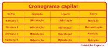 Cronograma capilar 300x134 - Como hidratar cabelos ressecados pelo frio