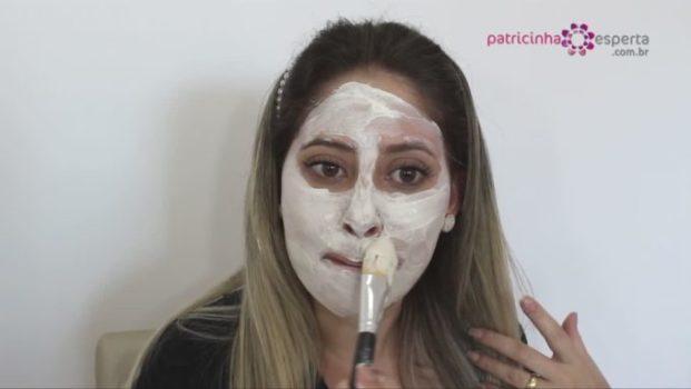 Máscara facial