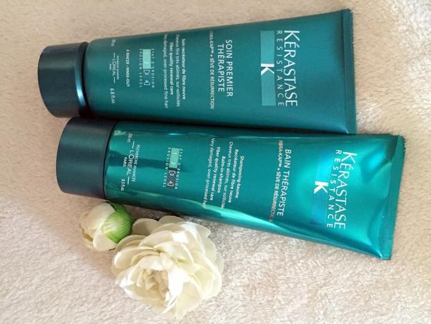 Kerastase2 - Como recuperar cabelo emborrachado