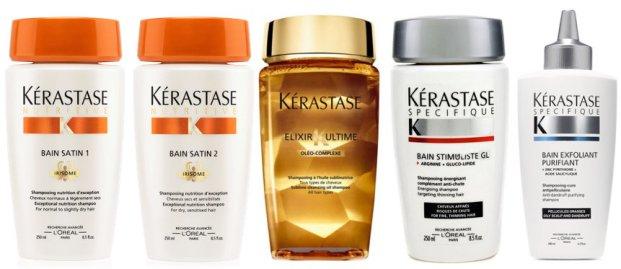 shampoo.001 001 - Shampoo Kérastase - Qual o melhor?