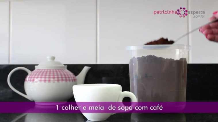 IMG 00007 - Como fazer shampoo de café
