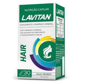 1lavitan - Melhor suplemento para cabelos e unhas