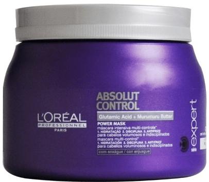 absolut control - Produtos Para Controlar o Volume do Cabelo