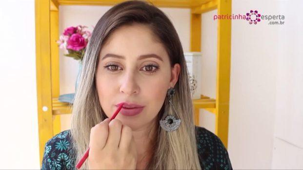 IMG 00012 4 621x349 - Como Aplicar Batom Vermelho - Boca Perfeita
