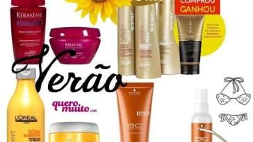 1 1 - 4 produtos de cabelo para o verão passar numa boa