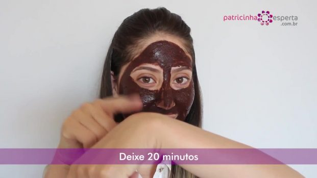 IMG 00025 621x349 - Máscara Caseira Facial de chocolate