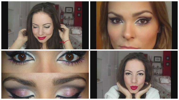 makes - Maquiagem Para O Dia Dos Namorados: Sexy e Romântica