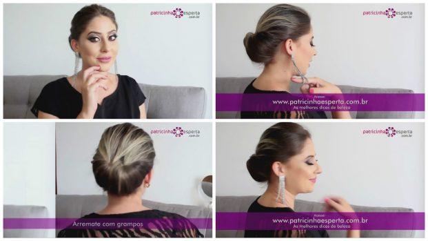 penteado 1 621x349 - Penteados Para O Dia Dos Namorados: Fáceis e Rápidos