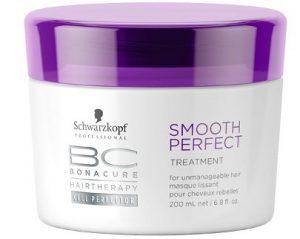 Schwarzkopf Bc Bonacure Smooth Perfect Tratamento 200ml 300x239 - 5 Máscaras para Disciplinar Cabelos Armados