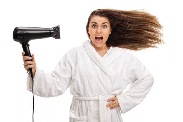 iStock 629950050 621x414 - Secagem do cabelo de forma mais rápida