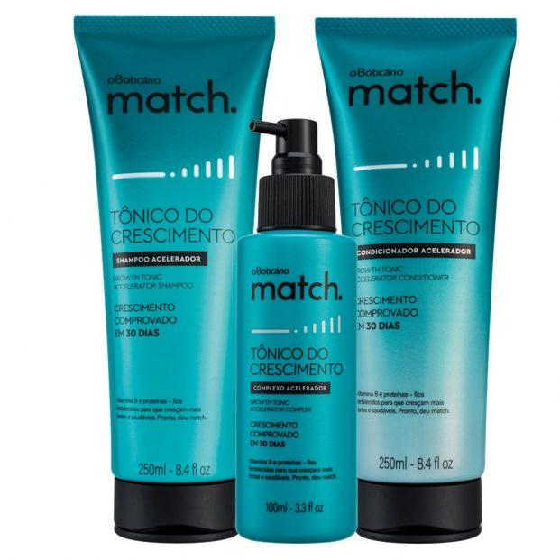 Combo Match 621x621 - Como Fazer o Cabelo Crescer Mais Rápido [novo]