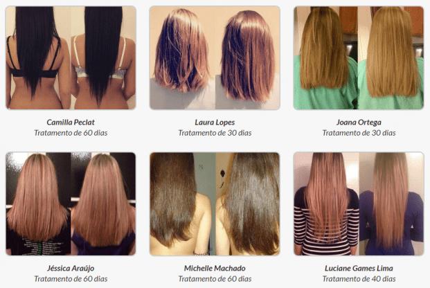 Luminus Hair depoimento2 621x416 - Como Fazer o Cabelo Crescer Mais Rápido