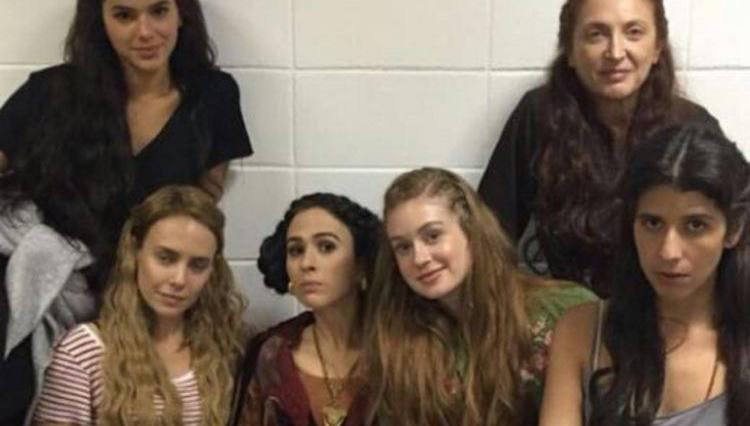bruna markezine cabelo - Bruna Marquezine e Marina Ruy Barbosa mudam os cabelos para novela