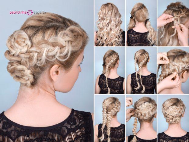 hairstyle braid tutorial picture id524170502 1 621x466 - Penteados Para Madrinhas De Casamento 2017