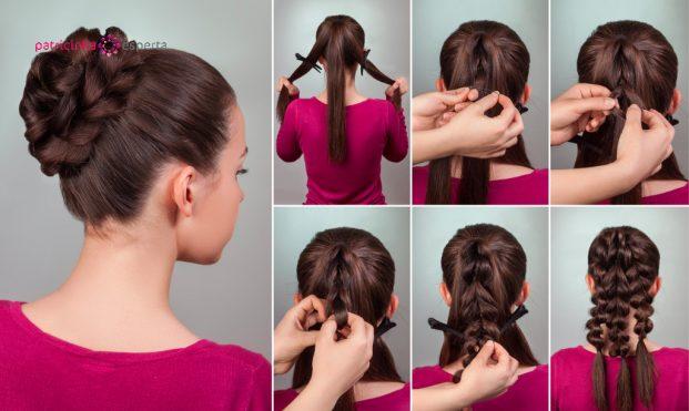 hairstyle tutorial picture id520490980 621x371 - Penteados Para Madrinhas De Casamento 2017