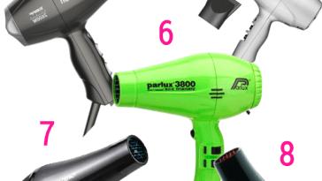 melhores secadores de cabelo - Como Escolher o Melhor Secador de Cabelos?