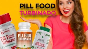 pill food - Pill Food Turbinado: Fórmula, Benefícios, Resultado, Bula