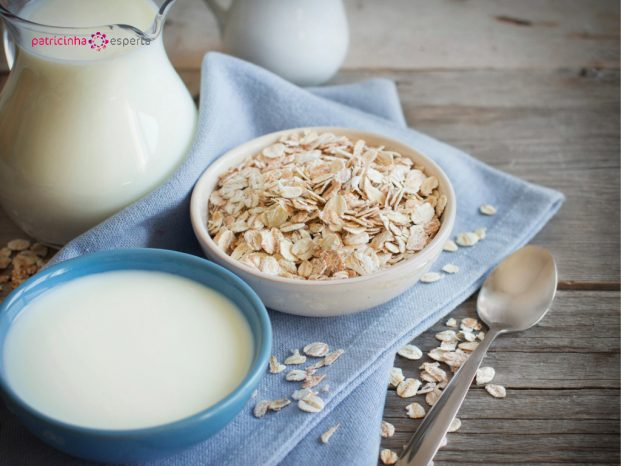 rolled oats in a bowl and milk picture id5282851901 621x466 - Como Clarear A Virilha - Melhores Formas [novo]