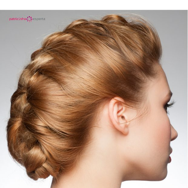 woman with braid hairdo picture id476529055 621x621 - Penteados Para Madrinhas De Casamento 2017