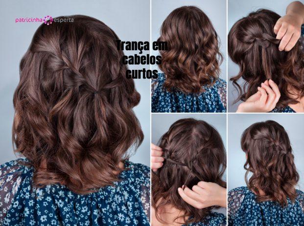 simple hairstyle tutorial picture id524399330 621x463 - Penteados Verão 2018 Tendências