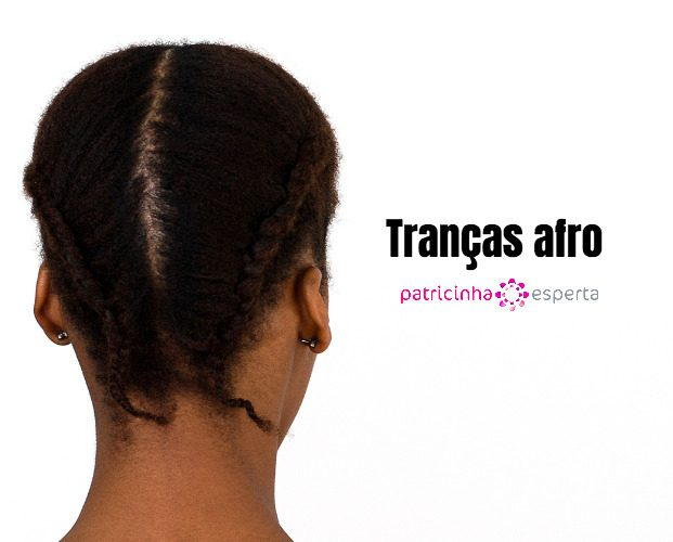 young african woman demonstrates hairstyle with braids picture id8149730721 621x500 - Penteados Verão 2018 Tendências