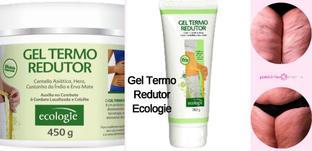 Gel Termo Redutor Ecologie - Melhores cremes para celulite 2019