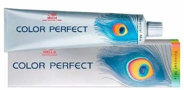 Wella Perfect Color Special Mix 60ml - Aprenda 3 formas de Matizar o Cabelo com Tinta