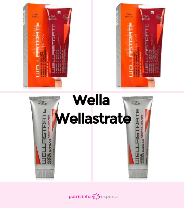 Wella Wellastrate - Wellastrate: Quem pode usar?