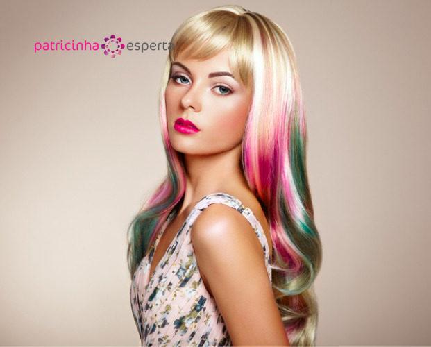 beauty fashion model girl with colorful dyed hair picture id851507254 621x500 - Tendências em cores de cabelos 2018