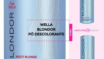 wella blondor - Wella Blondor Pó Descolorante: Como funciona, Como Usar, Antes Depois