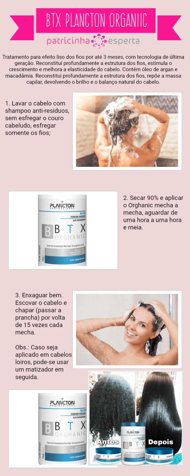 Botox planction organic - Botox capilar: o que é? Como fazer e benefícios