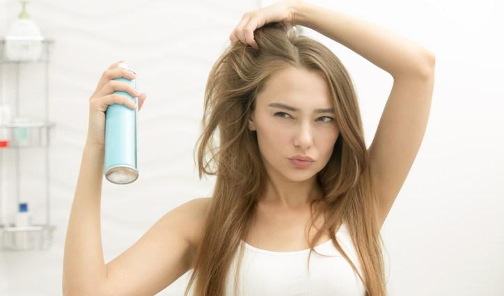 iStock 625206074 - Dormir Com Shampoo a Seco?