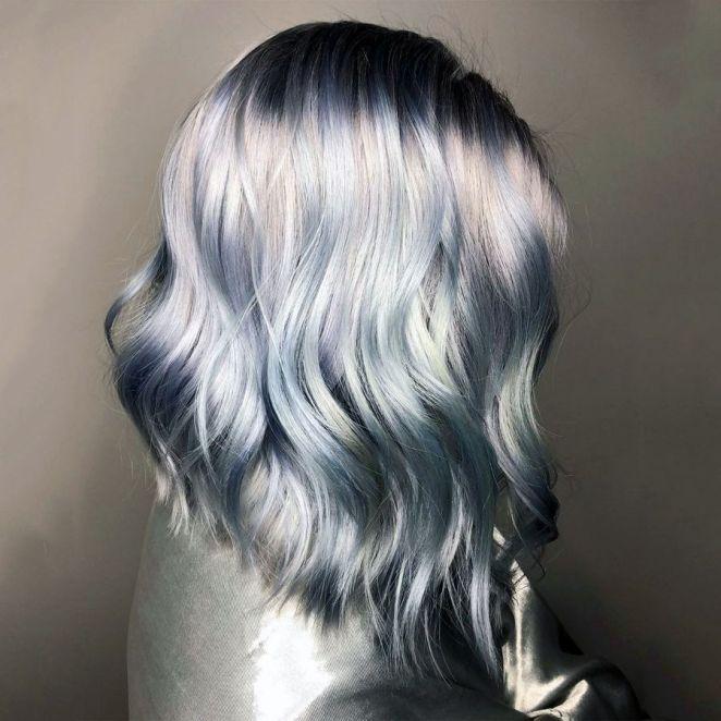 ghost hair glamour 7feb18 insta sq - Tendência de cabelo Outono/Inverno 2018: Penteados, Cores e Cortes