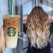 haley kurtze coffee - Balaiagem Café: Coffe Hair - 30 Cabelos Para Você Copiar