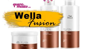 wella fusion - Canal Máscara Capilar