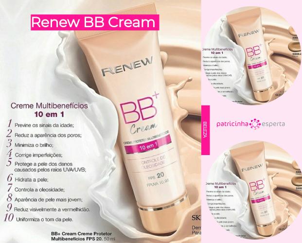 Renew BB Cream - BB Cream: Qual o melhor? Benefícios, Como Usar?
