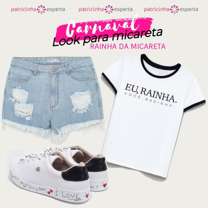 roupa para micareta - Fantasias De Carnaval 2019: Looks Para Copiar