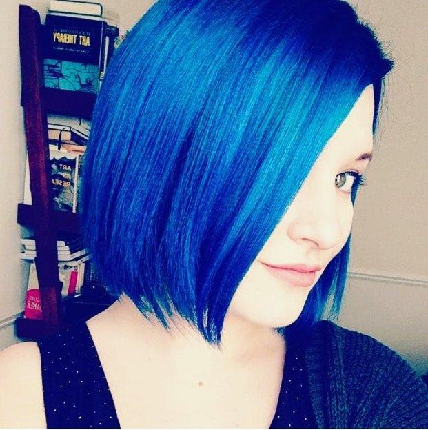 34548893 255149928572586 4400170591475204096 n 621x623 - Cabelo Azul: Como Pintar Em Casa, Fotos Inspirações, Como Cuidar