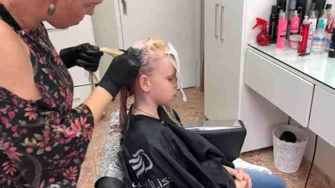 IMG 0351 - Cabelo Rosa Dourado: Como Ter com Coloração Passo A Passo