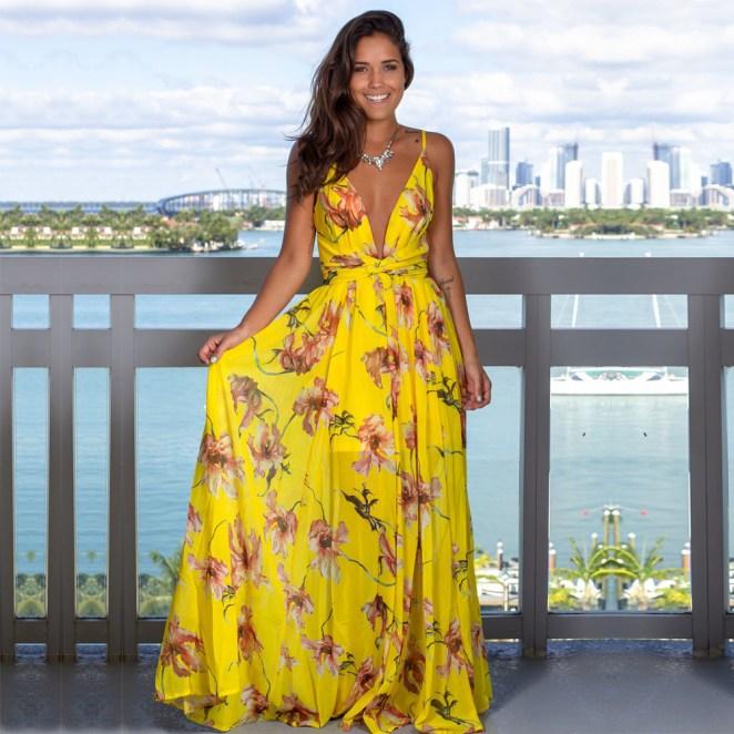 HTB1.hK0dwKG3KVjSZFLq6yMvXXaT - Vestidos Estampados 2020: 70 Looks Inspirações, Trends