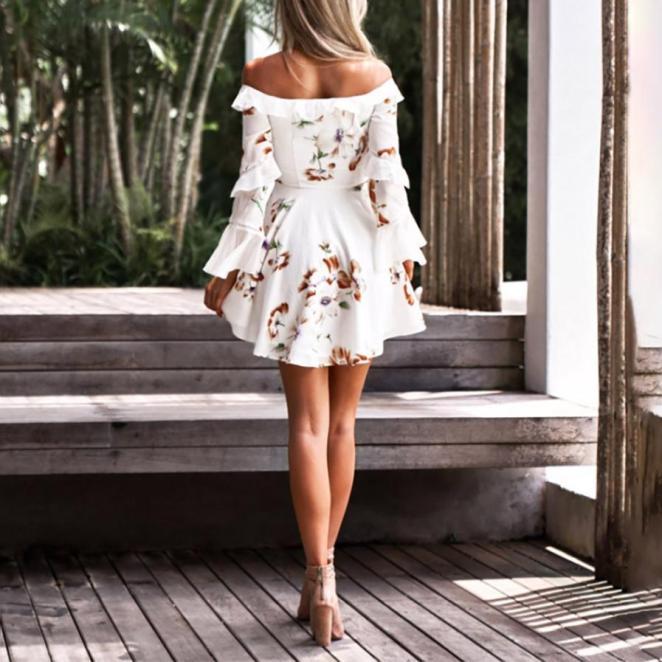 HTB18TTSmFooBKNjSZFPq6xa2XXaA - Vestidos Estampados 2020: 70 Looks Inspirações, Trends