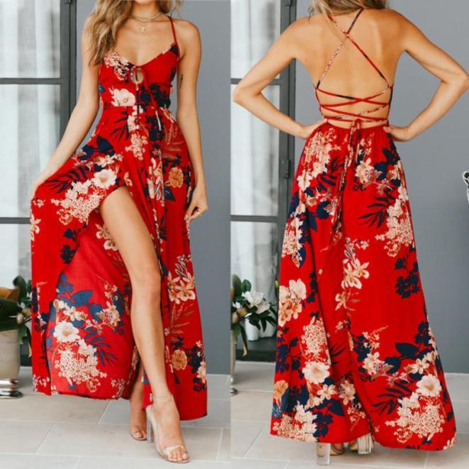 HTB1tuzvoeOSBuNjy0Fdq6zDnVXah - Vestidos Estampados 2020: 70 Looks Inspirações, Trends