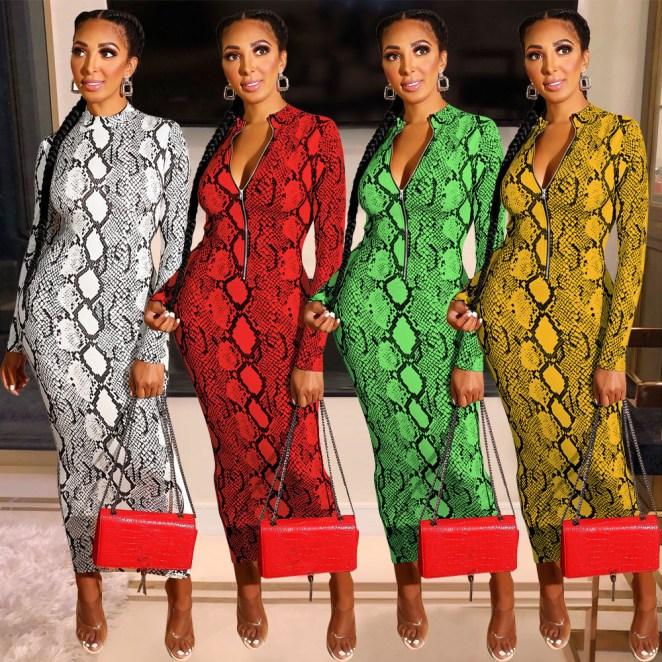 Hed755325e4734d6b897dda0719a2fd47B - Vestidos Estampados 2020: 70 Looks Inspirações, Trends