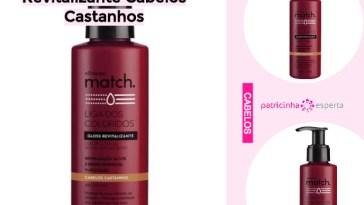 Match Gloss Revitalizante Cabelos Castanhos - Shampoo Tonalizante ✅ Como Funciona, Qual o Melhor? Como Usar