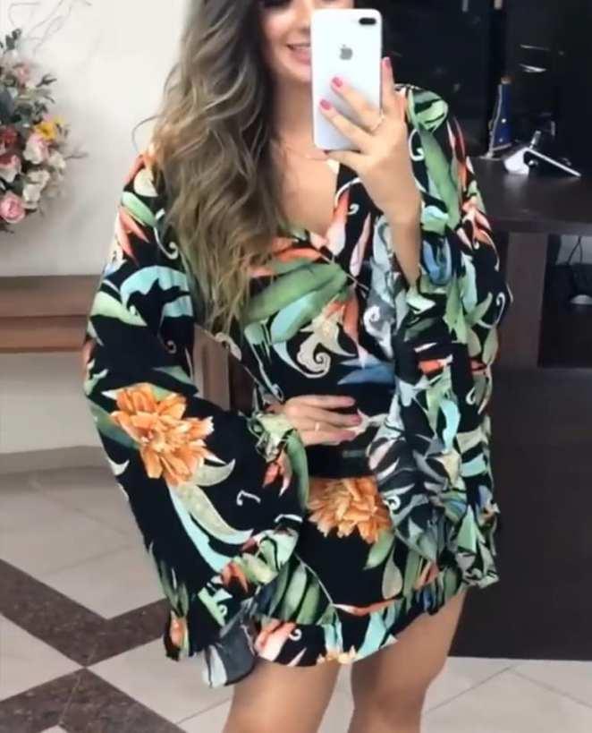 79705293 1028349760851811 5961507653019500544 n - Vestidos Estampados 2020: 70 Looks Inspirações, Trends