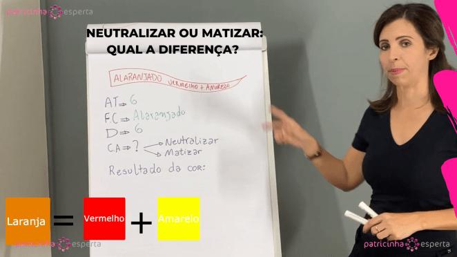 Como Escolher o Shampoo Certo1 2 - Diferença entre Neutralizar e Matizar